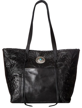 American West - Santa Barbara Large Shopper Tote Tote Handbags
