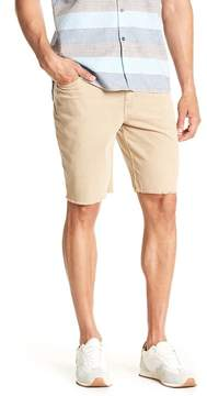 Michael Bastian Stretch Fit Corduroy Cutoff Shorts