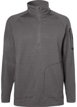 Burton Power Grid Stretch-Fleece Half-Zip Ski Base Layer