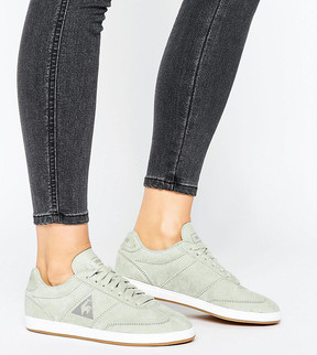 Le Coq Sportif Exclusive to ASOS Stadio In Sage