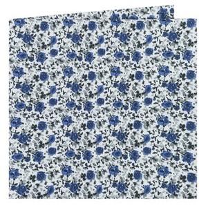 Ted Baker Men's Floral Cotton Pocket Square