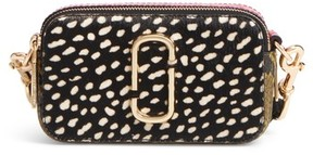 Marc Jacobs Snapshot Crossbody Bag - Black - BLACK - STYLE