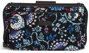 Vera Bradley Iconic Deluxe All Together Cross-Body Bag