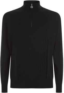 Stefano Ricci Half Zip Sweater