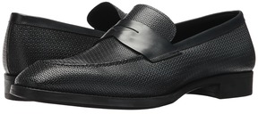 Giorgio Armani Penny Loafer Men's Slip on Shoes