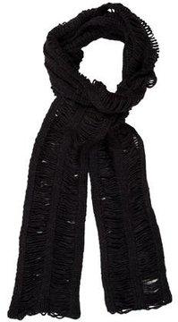 Maison Margiela Open Knit Scarf