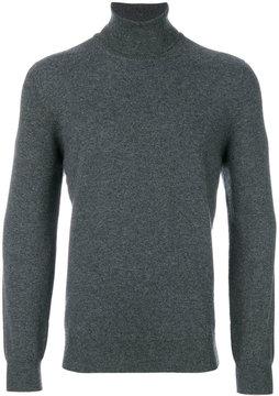Brunello Cucinelli turtleneck slim-fit jumper