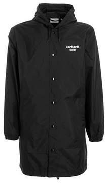 Carhartt Men's Black Polyurethane Outerwear Jacket.