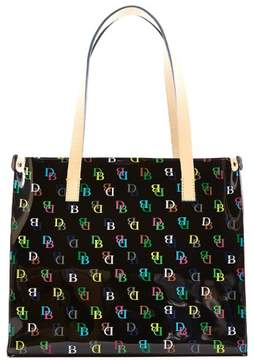 Dooney & Bourke It Medium Shopper Tote - BLACK - STYLE