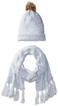 Steve Madden Colors of the Wind Two-Piece Set Scarves