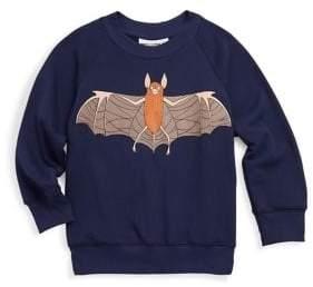 Mini Rodini Toddler's & Little Boy's Flying Bat Cotton Sweatshirt