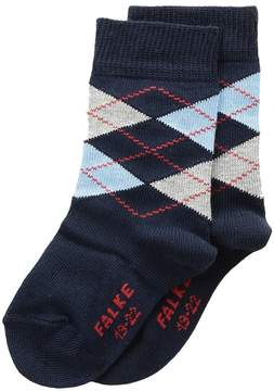 Falke Classic Argyle Socks Crew Cut Socks Shoes