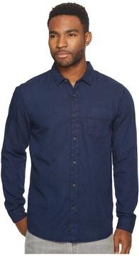 Globe Goodstock Vintage Long Sleeve Top Men's Long Sleeve Button Up