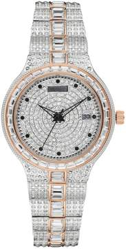 Croton Men's Balliamo Austrian Crystal Two Tone Watch - CN307540TTPV