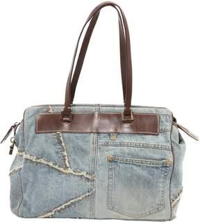 Dolce & Gabbana Blue Denim - Jeans Handbag