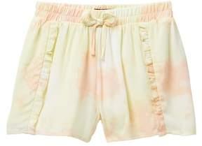 7 For All Mankind Chiffon Shorts (Big Girls)