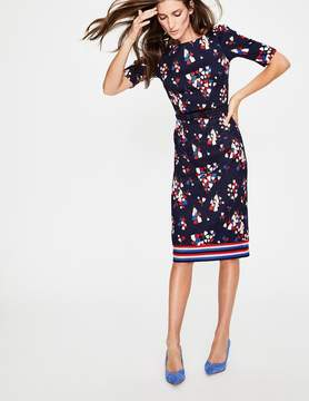 Boden Fleur Fitted Dress