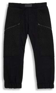 Versace Little Boy's & Big Boy's Mesh Pocket Jogging Pants