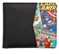 Disney Marvel Comics Wallet