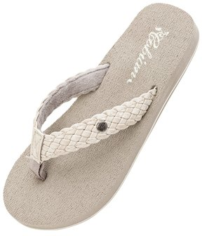 Cobian Women's Braided Bounce Flip Flop 8124504