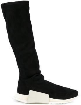 Rick Owens x Adidas Blister boots