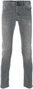 Dondup distressed slim fit jeans