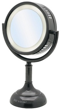 Revlon® Timeless Beauty Lighted Mirror Bronze