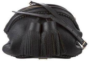 Burberry Wilbur Crossbody Bag - BLACK - STYLE