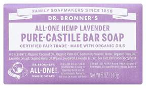 Dr. Bronner's Bar Soap - Lavender (5 oz..)