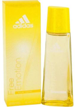 Adidas Free Emotion by Adidas Eau De Toilette Spray for Women (1.7 oz)