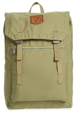 Fjallraven Foldsack No.1 Water Resistant Backpack - Green