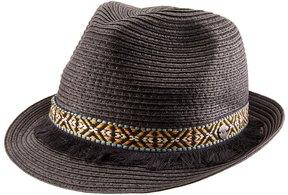Roxy Sentimiento Fedora Hat 8160089