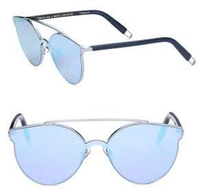 Gentle Monster Tilda Swinton X Trick Of The Light 61MM Mirrored Sunglasses