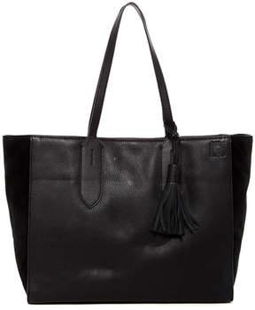 Anne Klein Julia Leather Shopper Tote