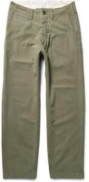 Neighborhood M-45/c-Pt Cotton-Twill Trousers