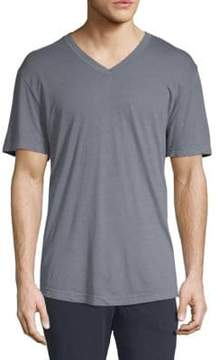James Perse Short-Sleeve Cotton Tee