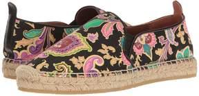 Etro Paisley Espadrille Women's Shoes