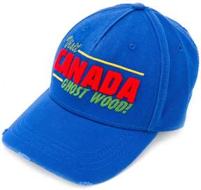 DSQUARED2 Ghost Wood cap
