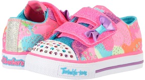 Skechers Twinkle Toes - Shuffles 10834N Lights Girl's Shoes