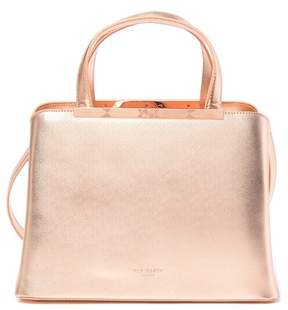 Ted Baker Naomii Smooth Leather Tote Bag