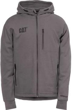 Caterpillar Drop Tail Zip Sweatshirt (Men's)