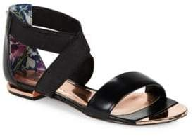 Ted Baker Laana Leather Sandals