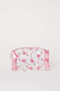 H&M Transparent Makeup Bag - Pink