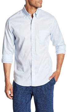 Faherty BRAND Washed Blue Shirt