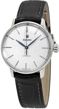 Rado Coupole Classic S Automatic Silver Dial Ladies Watch