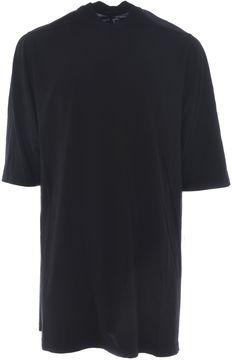Drkshdw Jumbo Woven Sweat T-shirt