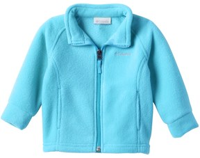 Columbia Toddler Girl Lightweight Three Lakes Fleece Jacket