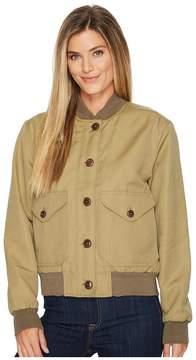 Filson Libby Bomber Jacket Women's Coat