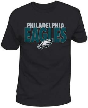 Authentic Nfl Apparel Men's Philadelphia Eagles Stunt Blitz T-Shirt