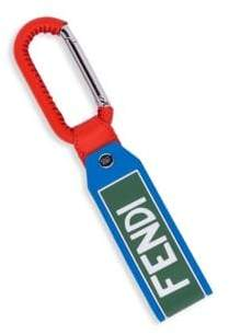 Fendi Carabiner Think Keychain
